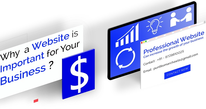 Why Website is Important?
