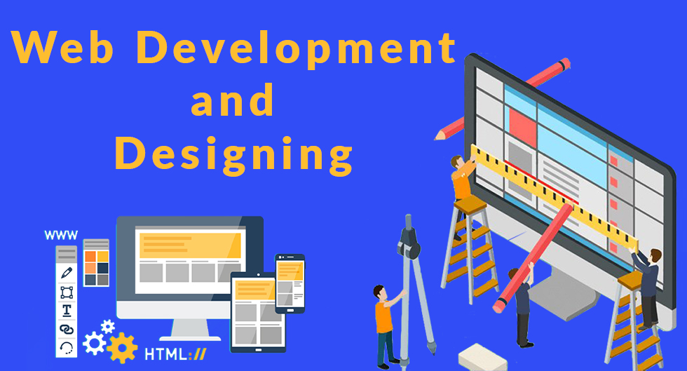 Importance of website development and designing in IT industry